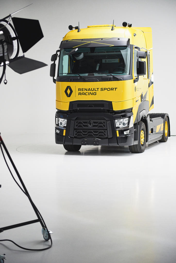 Mediacenter Renault Trucks