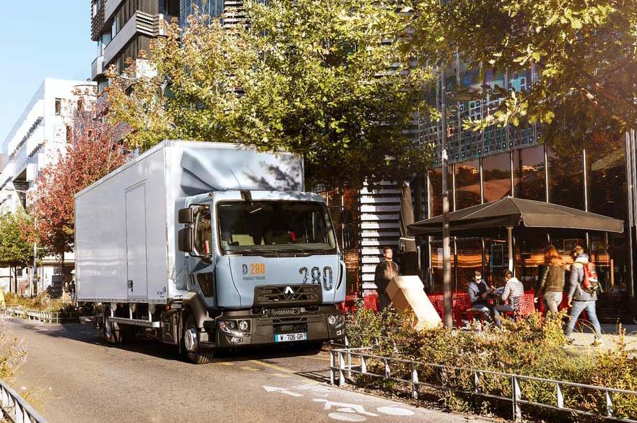 Renault Trucks sustainable mobility