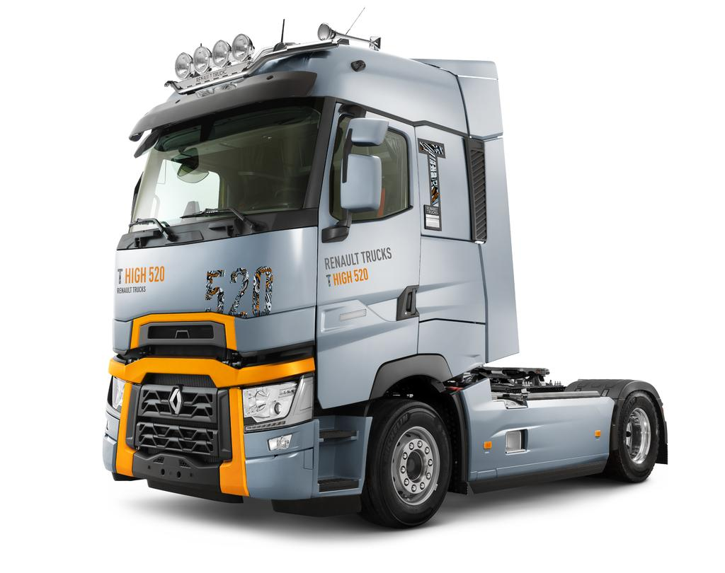 Renault Trucks analyses de cycle de vie