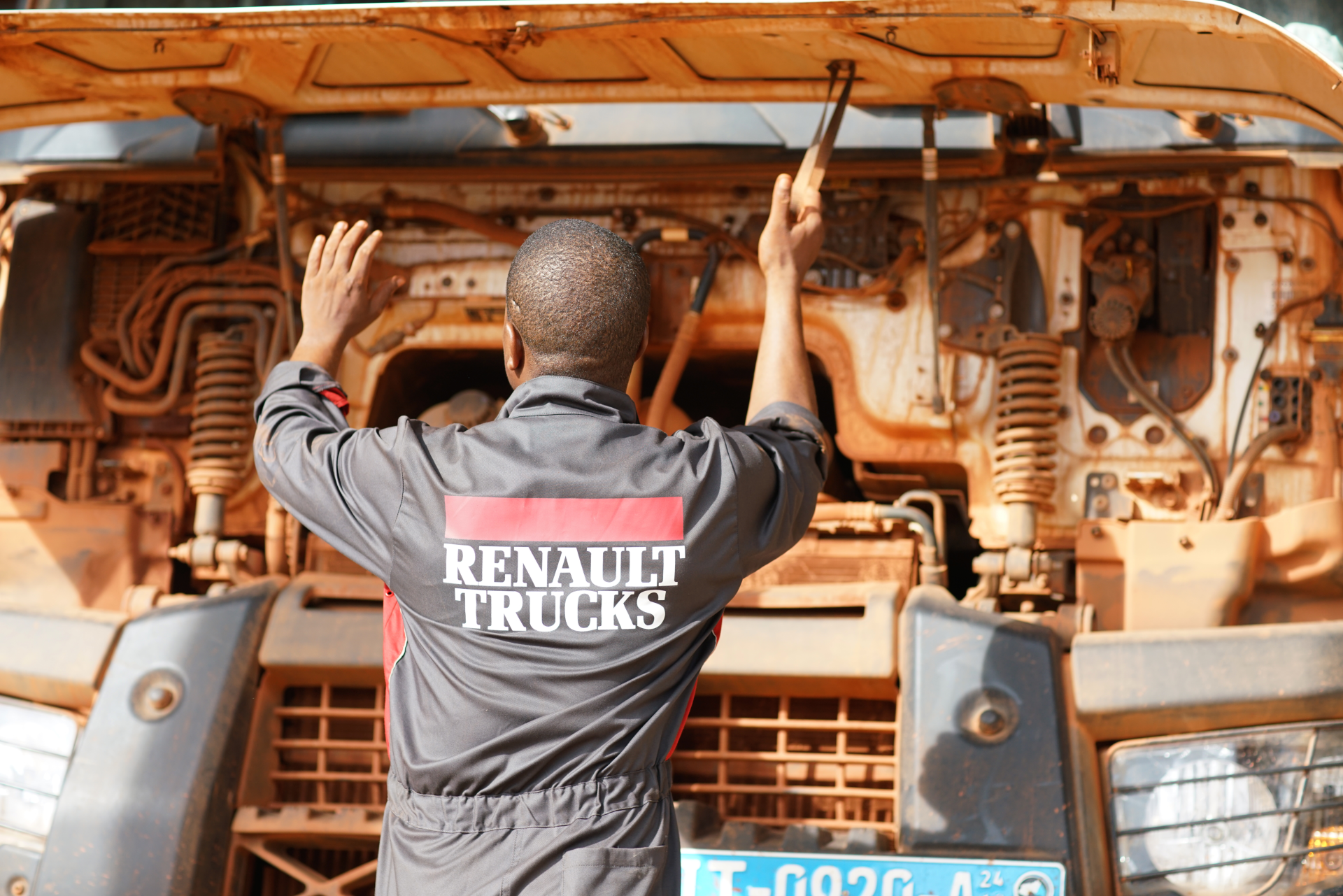 Services Renault Trucks