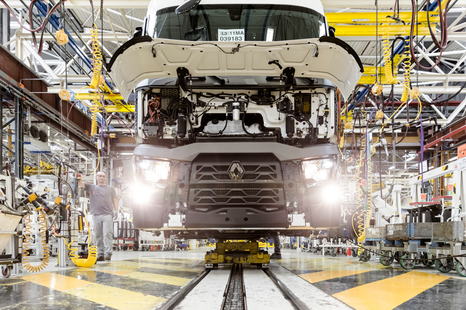 Renault Trucks fabrications manufacturing