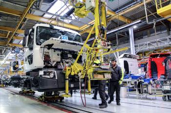 Renault Trucks Z.E._Production_Blainville