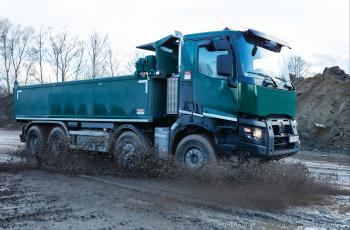 Renault Trucks_Optitrack