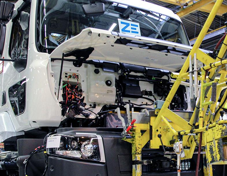 Renault Trucks_production_Z.E._Blainville