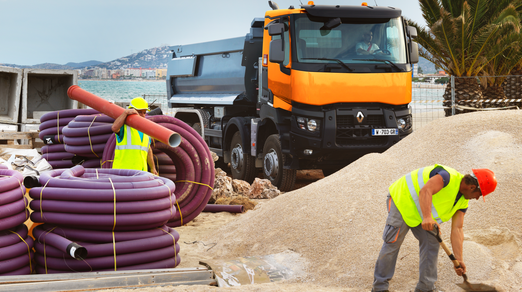 Solutions de transport Renault Trucks